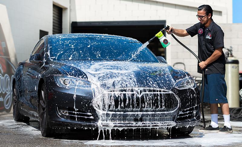 Foam Spray Car Wash >> Details About Chemical Guys Foam Blaster 6 Foam Wash Gun Honeydew Snow Foam Soap 16 Oz