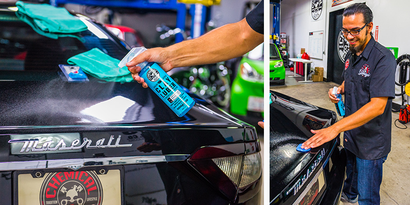 Details about Chemical Guys CLY_109 - Clay Bar & Luber Synthetic Lubricant  Kit, Light Duty