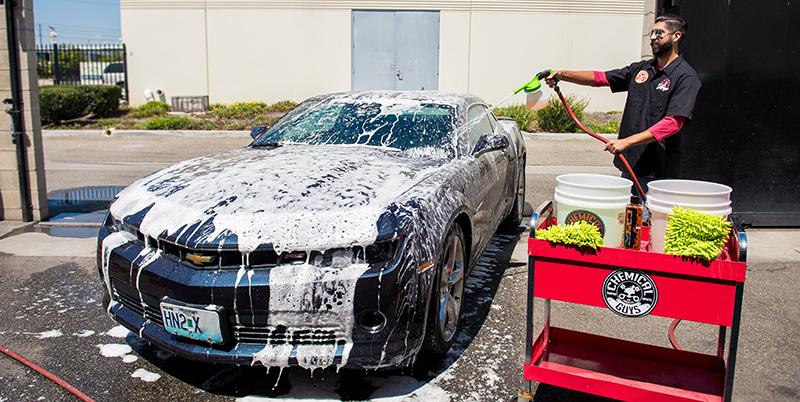 Foam Spray Car Wash >> Details About Chemical Guys Eqp323 Torq Snow Foam Blaster R1 Foam Gun