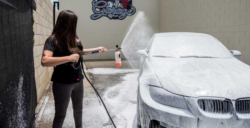 Foam Spray Car Wash >> Details About Torq Professional Foam Cannon Honeydew Snow Foam 1 Gal Chemical Guys Eqp 312